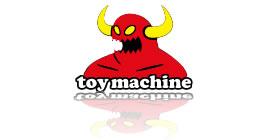 スケートボードブランド TOY MACHINE(トイマシーン)