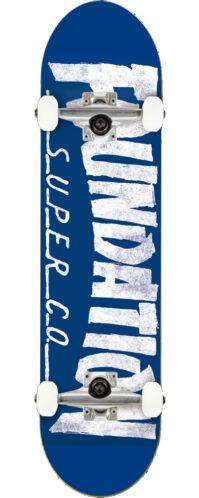 THRASHER BLUE (8 x 31.625)