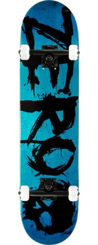 BLOOD BLUE/BLACK (7.875 x 31.375)