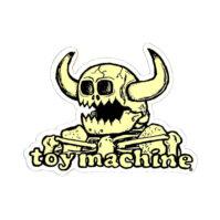 [TOY MACHINE] DEAD MONSTER ステッカー (H11 x W16)
